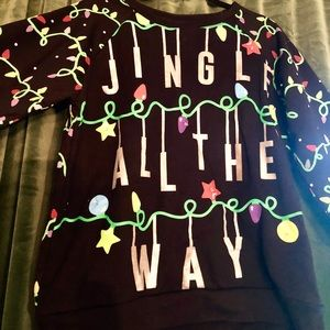 Sweaters - Tacky Christmas Sweater that Actually Lights Up